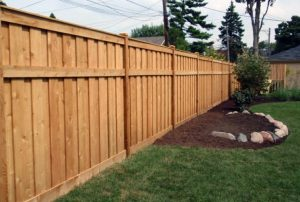 Fence Design Installation Eugene Living Concepts And